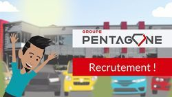 Capture image vidéo Groupe Pentagone